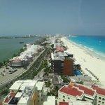 Cancún desde Terraza Sky