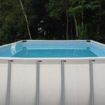 New pool.