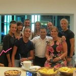 Caner Aslan the barman became one of the family