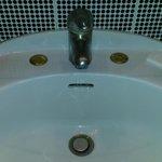 lavabo arrugginito