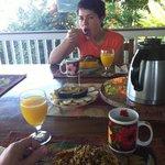 Il primo piatto della colazione