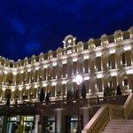 Hôtel-Dieu de Marseille (le soir)