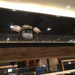 Our Samurai Robot Waiter