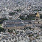 museo visto dalla Tour Eiffel