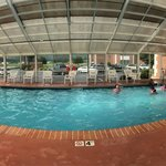 Pool at Cumberland Inn