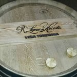 One of the few wineries that makes their barrels including repairing barrels.