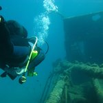 Diving 'Kali Tichi' with Diving Pelion, Greece. Amazing!
