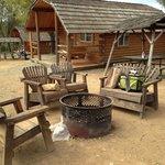 Foto de Cloverdale KOA Camping Resort