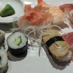 sushi voorgerecht
