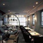 Normal BMelia Genova Norman Lounge Bar