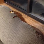 HOLES in sofa