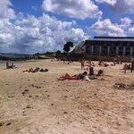 Douarnenez beach