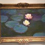 LACMA regular collection, Monet's Nympheas