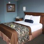 Gardiner Travelodge Newly remodeled room
