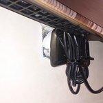 электрическая розетка в Senior Suite
