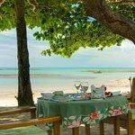 Café da Manhã no Paraíso