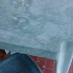 mesa da varanda
