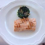 Griled Salmon... Very good