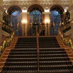 Lobby Staircase December 2013