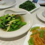 BitterMelon, Seaweed Salad, Jelly-fish Salad