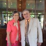 "Mom & Dad, Happy ""60"" Anniversary!"