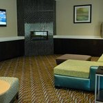 Holiday Inn Express Boise Downtown Guest Seating Area