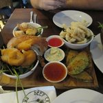 seafood sharing platter ...recommended!