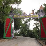 Nice Welcome entrance!