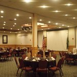 Round Table Setup Banquets/Ballroom