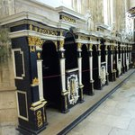 Confessional row