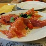 Melón con jamón de Parma