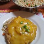 Egg Foo Young...so yummy!!