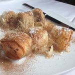 YUM, Bougatsa! Best dessert!!