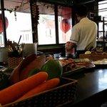 Chef Tien's Assistant