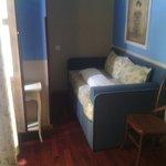 Cama supletoria (el sofa se hace cama)
