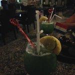 cocktail spécial du chef barman