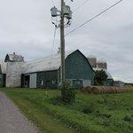The neighboring farm