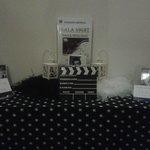 black and white gala night