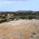 fotografia en el tope de la roca de casibari