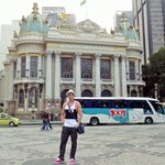 Me andt The Theatro Municipal