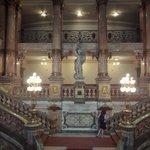 inside The Theatro Municipal