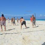Volleyball Activites