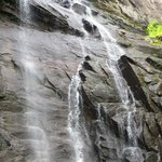 Hickory Nut Waterfall - Chimney Rock, NC