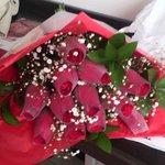 NOCHE DE BODAS Precioso ramo de rosas B3-virrey