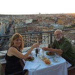 Roof Top Restaurant! Great Food..Great Service Exceptional View!