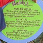 Muddy's Playground info