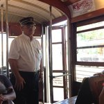 Volunteer Trolley Conductor