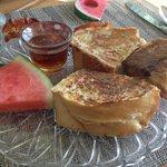 Main course- breakfast