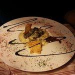 Le risotto d'escargots