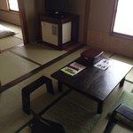 Sala de estar estilo japonés